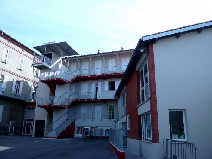 S.Ohresser maitre d'oeuvre renovation albi